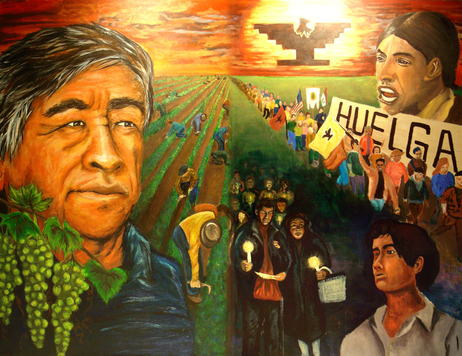 cesar chavez the ufw re birth of the cool